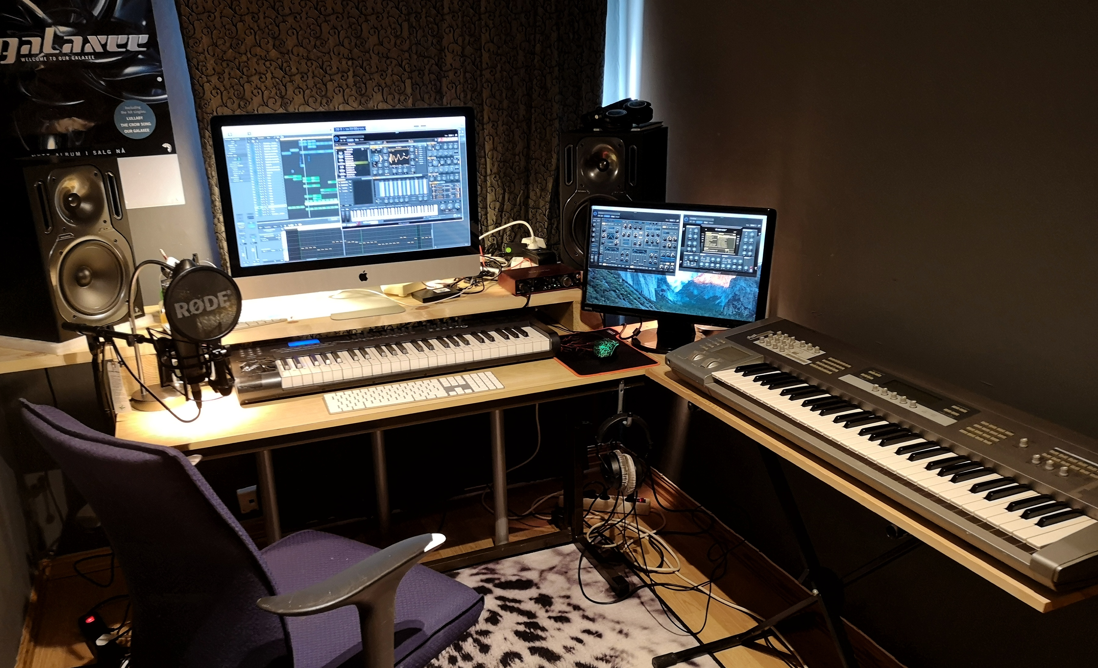 Lets make a studio or two!